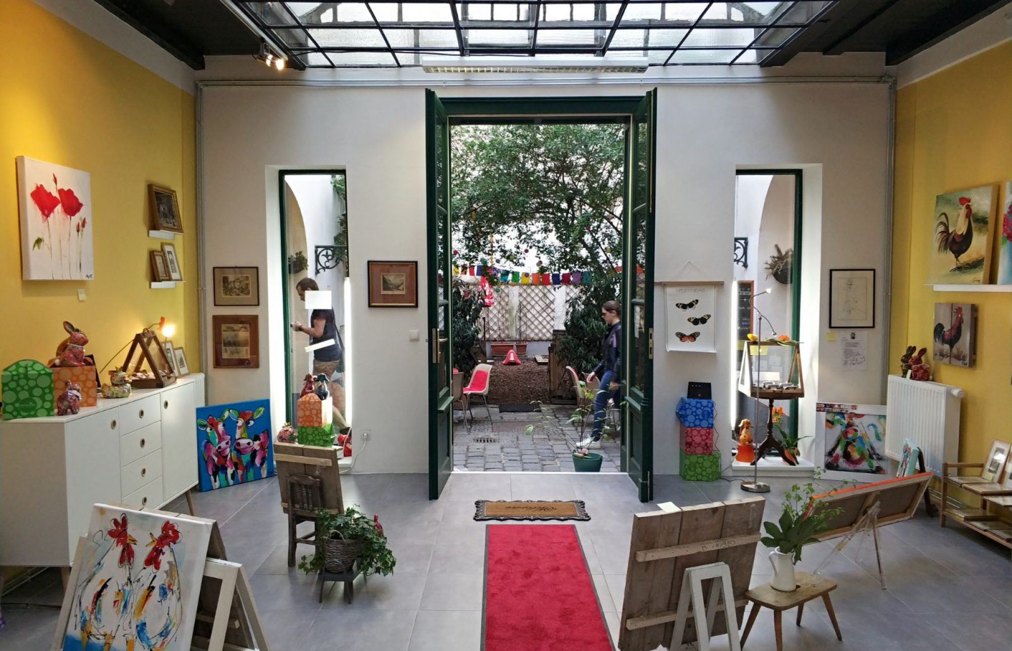 Galerie Farbenspiel